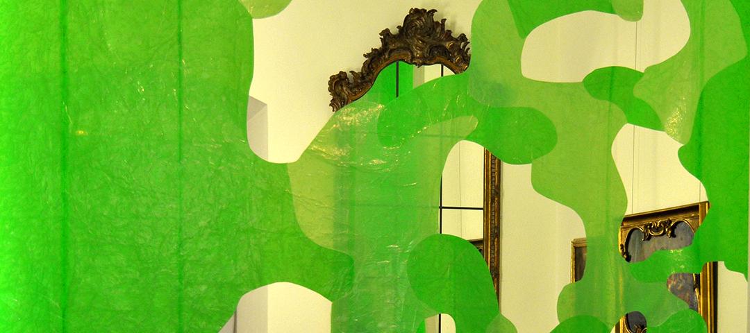 Monika Linhard, Camouflage, Detail